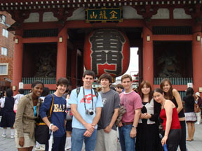 Spring Term in Japan : Washington and Lee University