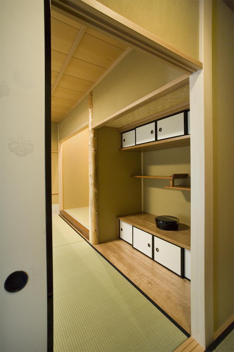 Japanese Tea Room Furniture - Japanese tea room