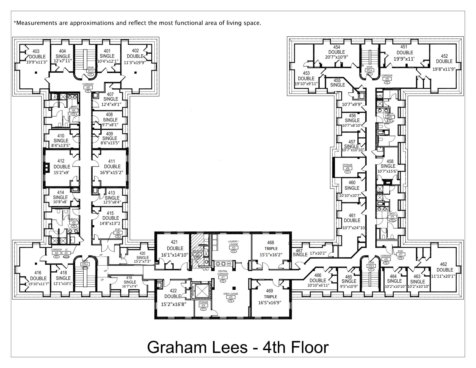 Graham Lees Hall Washington And Lee University