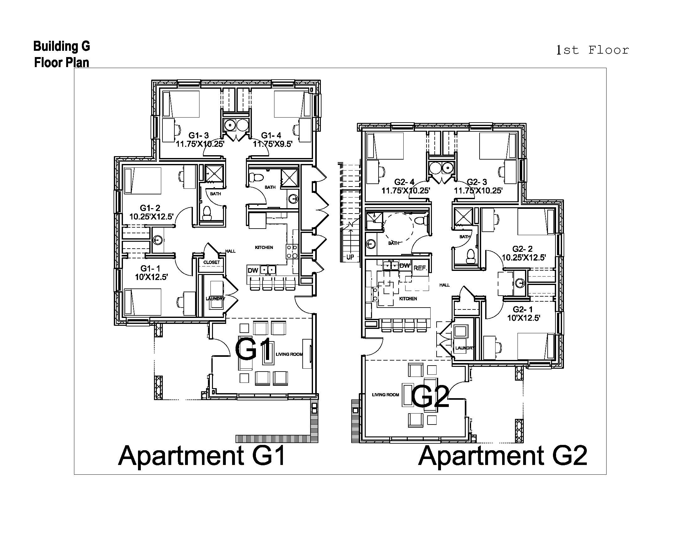 Buildingapartment G First