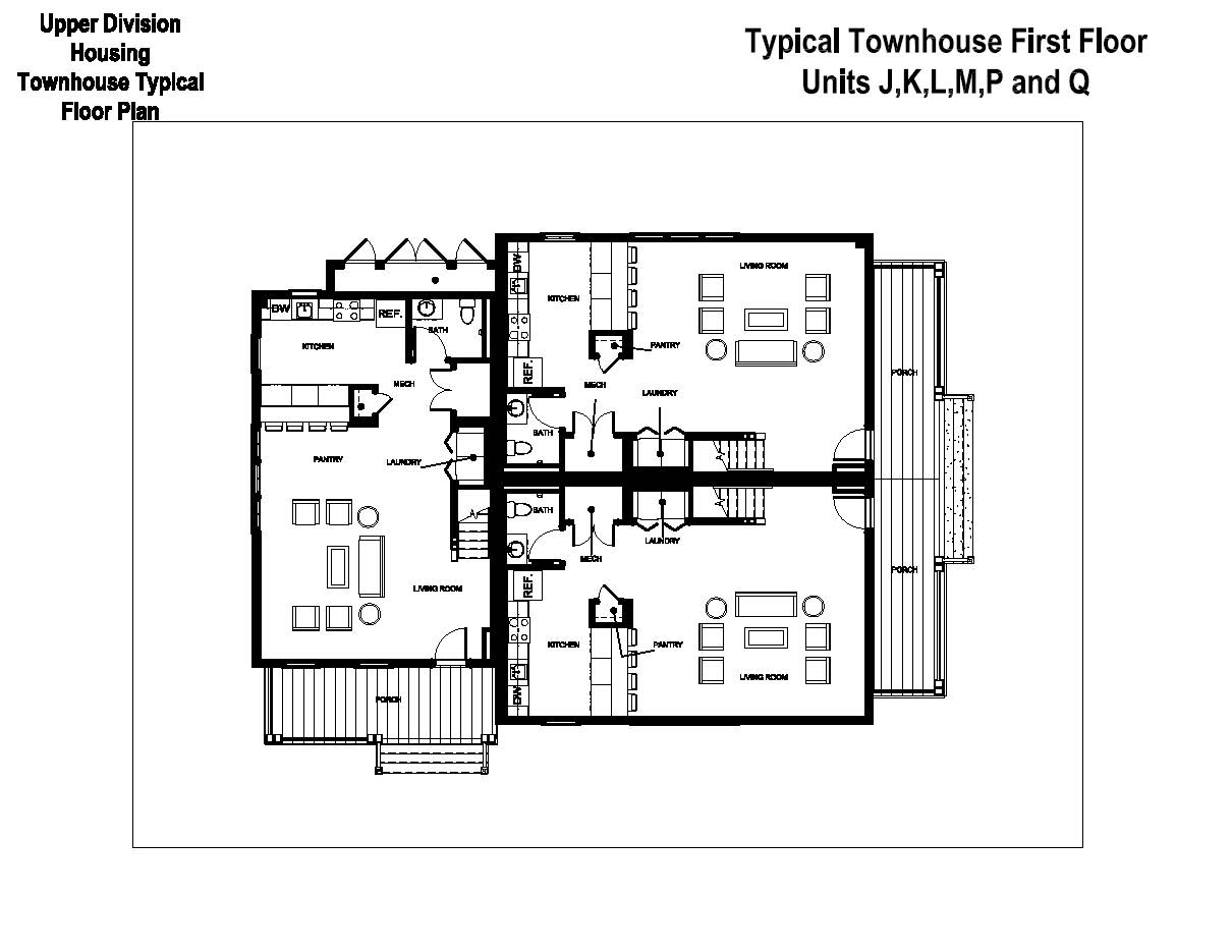 100 Ground And First Floor Plans Gallery Of Sgc House Ren Sandoval 17 Exbox Theater O D