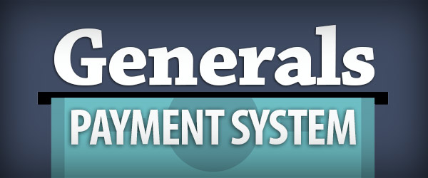 Generals Payment System