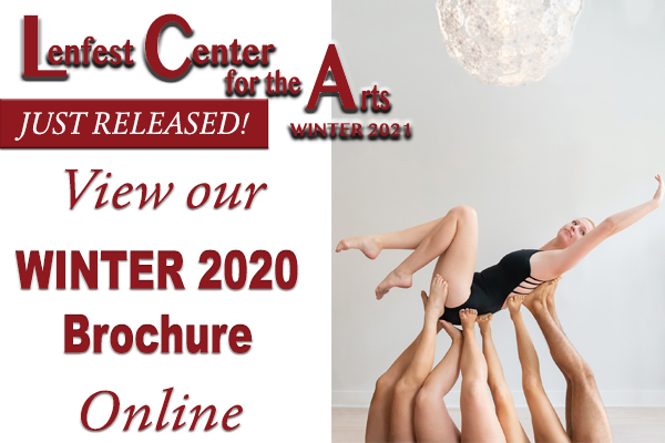 Just Released! View our Winter 2020 Brochure Online