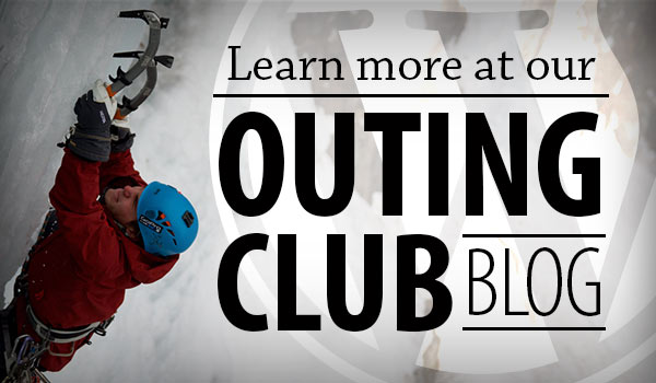 Learn more at our Outing Club blog