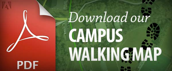 Download our Campus Walking Map