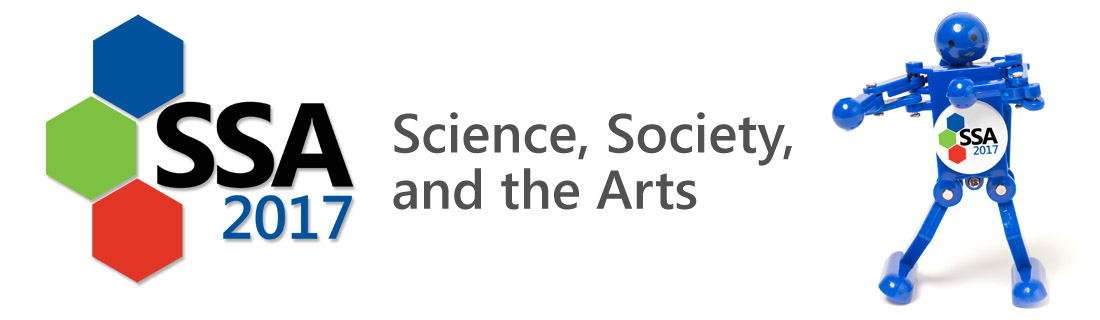 Science, Society, and the Arts 2017 Logo
