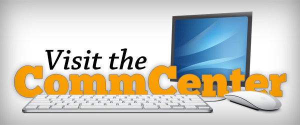 Visit the CommCenter