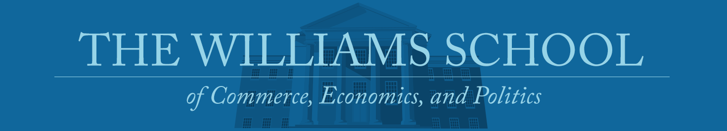 The Williams School of Commerce, Economics and Politics